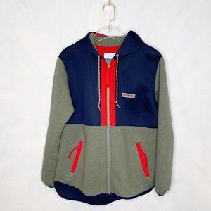 Columbia CSC Original Hooded Color Block Jacket